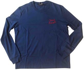 Chanel X Pharrell Williams Blue Cotton T-shirts