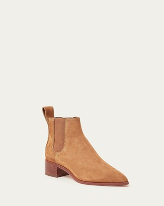 Loeffler Randall Nellie Cacao Chelsea Boot
