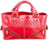 Celine Leather Biker Boogie Bag