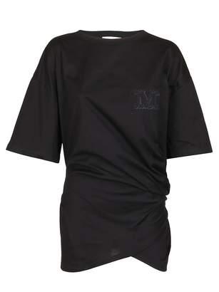 Max Mara Twisted Draped T-Shirt
