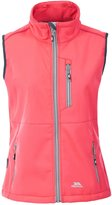 Trespass Womens/Ladies Eastmain Windproof Zip Up Gilet (S)