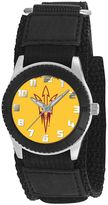Game Time Rookie Series Arizona State Sun Devils Silver Tone Watch - COL-ROB-ASU