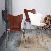 west elm Scoop-Back Chair