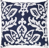 Charter Club Damask Designs Cotton Navy European Sham, Created for Macy's Bedding