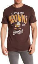 Junk Food Clothing Cleveland Browns Kick Off Tee