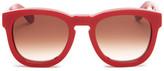 Wildfox Couture Unisex Classic Fox Square Acetate Frame Sunglasses