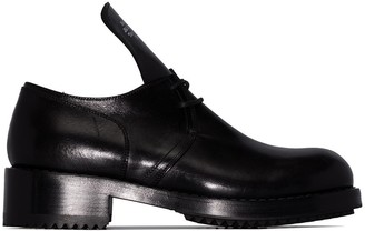 Raf Simons Lace-Up Derby Shoes