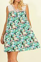Umgee USA Sweet Romance Dress