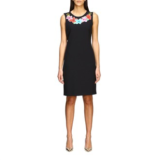 Boutique Moschino Dress Dress With Floral Print