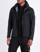 Stone Island Lightweight soft shell jacket
