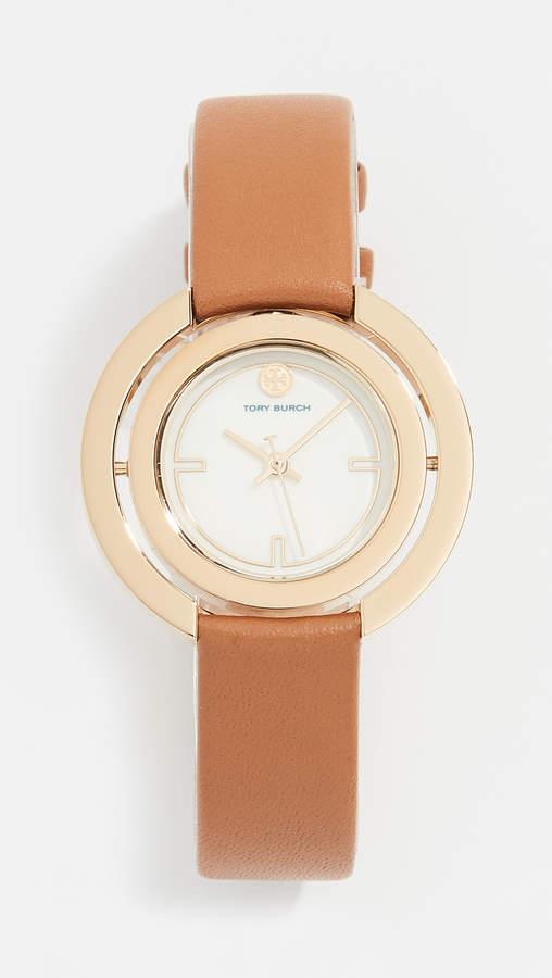 635d2eca9 Tory Burch Brown Women's Watches - ShopStyle