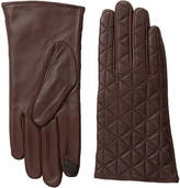 Echo Touch Quilted Diamond Gloves