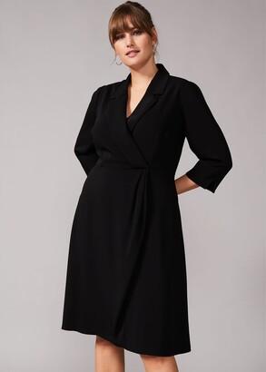 Phase Eight Penny Tuxedo Dress