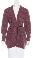 Prada Wool & Cashmere-Blend Sweater