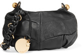 See by Chloe Madie Small Textured-leather Shoulder Bag - Black