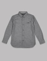 Autograph Pure Cotton Printed Shirt (3-14 Years)