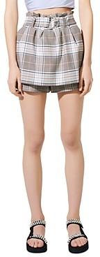 Maje Ika Shorts