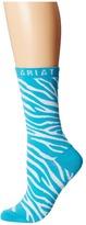 Ariat Zebra Crew Socks
