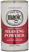 Magic Shaving Powder, Extra Strength - 5 oz (Pack of 3)