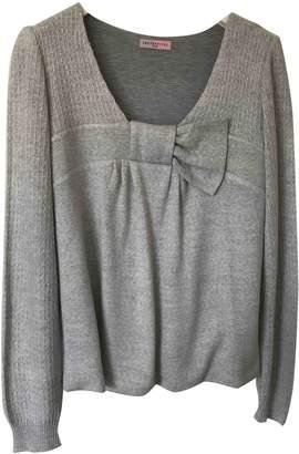 Erotokritos Grey Wool Knitwear for Women