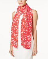 MICHAEL Michael Kors Verbena Wrap & Scarf in One