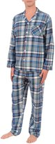 PLATINUM SPORT Platinum Men's Flannel Pajama Set