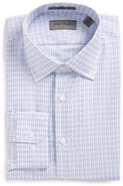 John W. Nordstrom Trim Fit Non-Iron Check Dress Shirt