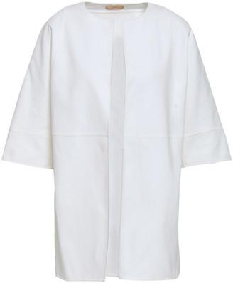 Michael Kors Cotton-blend Sateen Jacket