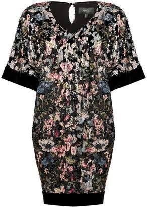 Nissa Loose Sequin Dress