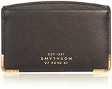 Smythson Hampstead slim leather cardholder