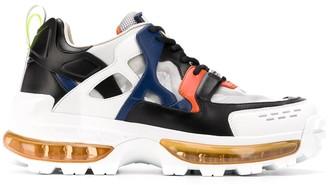 Emporio Armani Colour Blocked Chunky Sneakers