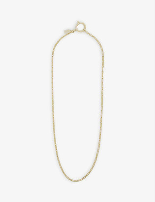 WALD BERLIN Nicole 18ct gold-plated necklace