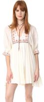Free People Kalypso Mini Dress