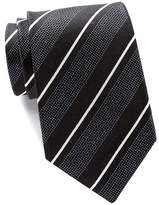 Kenneth Cole Reaction Roby Stripe Silk Tie