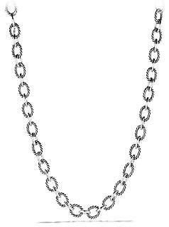 David Yurman Women's Oval Large Link Necklace