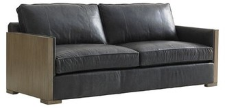 "Lexington Shadow Play 84"" Wide Square Arm Sofa"