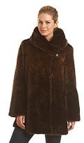 Jones New York Ombre Leopard Pantcoat