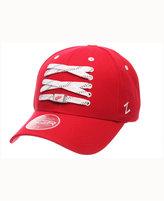 Zephyr Detroit Red Wings Lacer Fan Snapback Cap