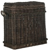 Safavieh Sidonie Storage Trunk Dark Natural