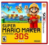 Nintendo Super Mario Maker 3DS)