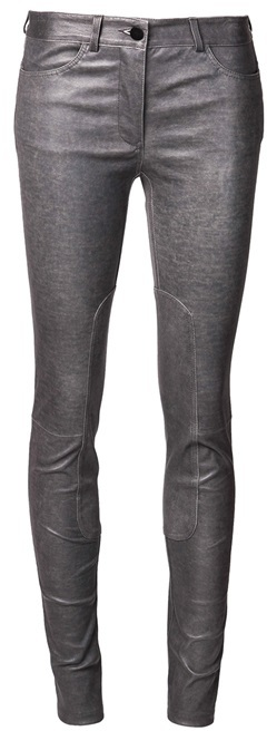 Alexander Wang Distressed Leather Jean