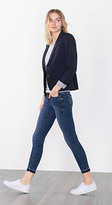 Esprit OUTLET stretch jeans with frayed hems
