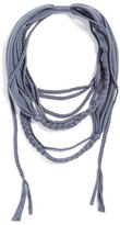 Jules Smith Designs Braided Infinity Scarf