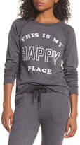 Junk Food Clothing Happy Place Sweatshirt