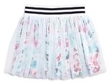 Splendid Girls' Floral Print Tutu Skirt - Little Kid