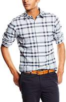 Selected Men's OneRyder Regular Fit Long Sleeve Formal Shirt