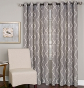 Elrene Elrene Medalia Window Treatment Collection - Easy Care Linen Look!