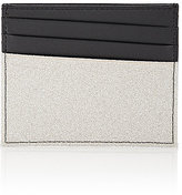 Maison Margiela Men's Colorblocked Card Case-SILVER