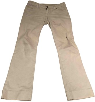 Gucci Green Denim - Jeans Trousers