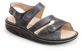 Finn Comfort Women's 'Tiberias' Leather Sandal